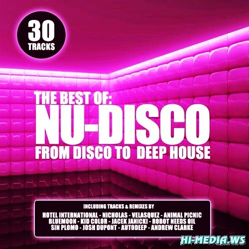 The Best Of Nu Disco - From Disco To Deep House (2013)