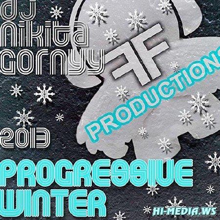 Dj Nikita Gornyy - Progressive Winter (2013)
