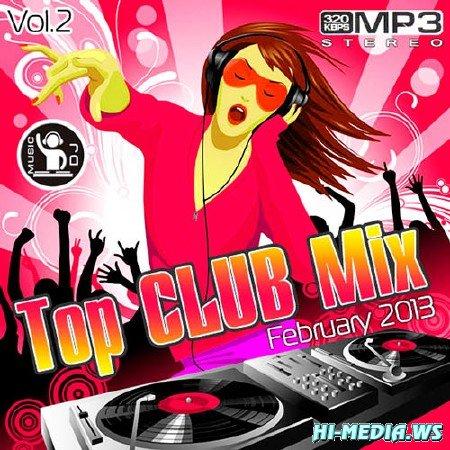 Top Club Mix February Vol.2 (2013)