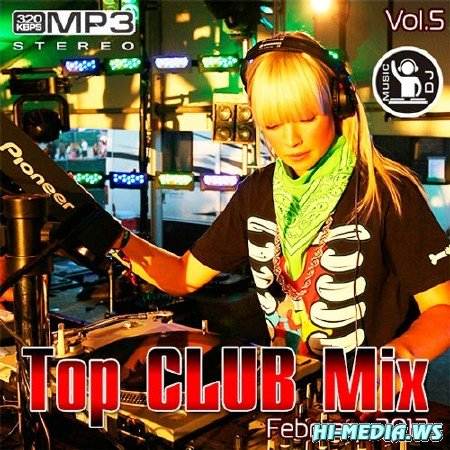 Top Club Mix February Vol.5 (2013)