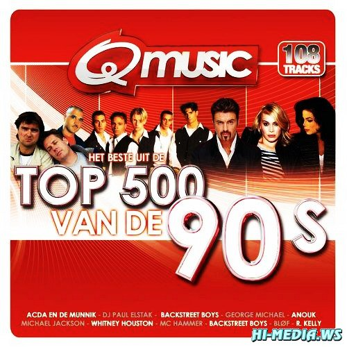 Q-Music Top 500 van de 90's (2013)