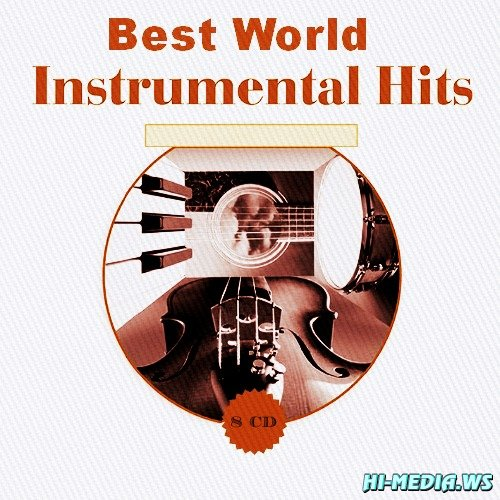 Best World Instrumental Hits (8 CD) (2012)