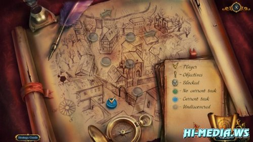 Химеры: Мелодия Мести Коллекционное издание (2013) RUS