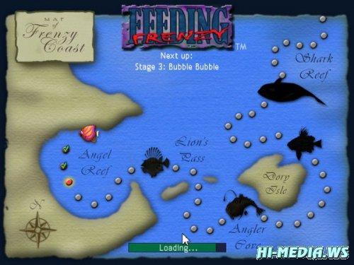 Feeding Frenzy (2006) ENG
