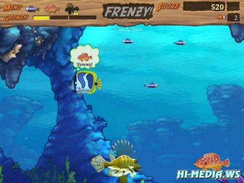 Feeding Frenzy 2: Shipwreck Showdown (2006) ENG