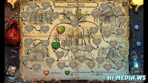 Сакра Терра: Поцелуй смерти Коллекционное издание (2013) RUS