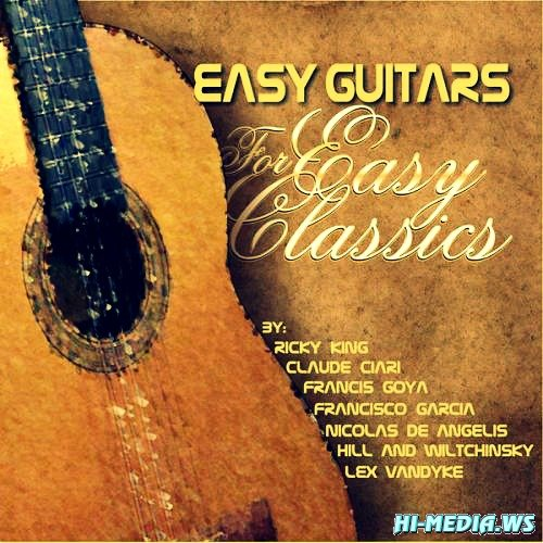 Easy Guitars For Easy Classics (2012)