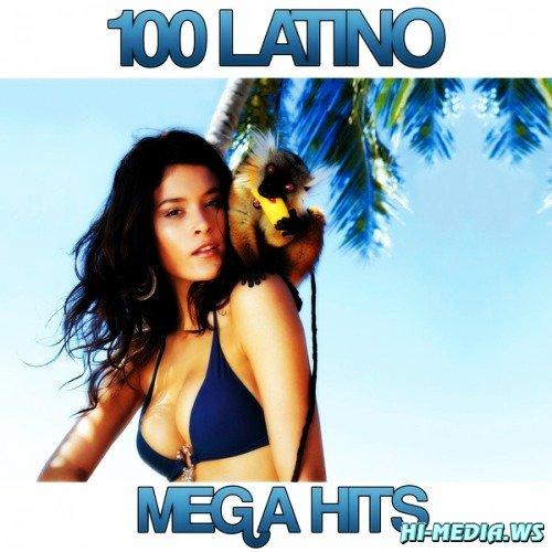 100 Latino Mega Hits (2013)