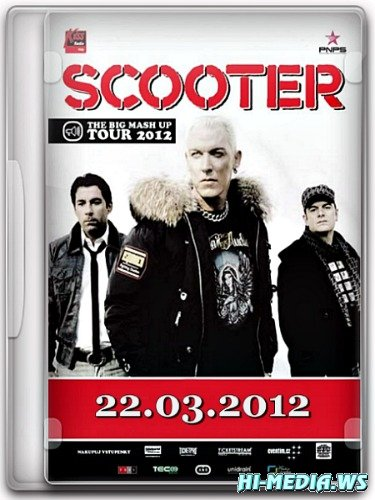 Scooter - The big mash up tour (2012) WEBRip 720p