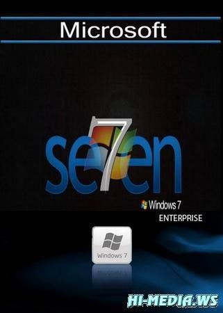 Windows 7 Enterprise SP1 Final (x86 / x64) OEM / Original / RUS