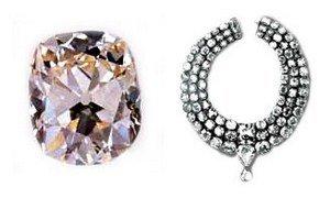 Знаменитые алмазы и бриллианты