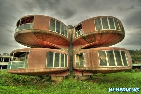 Креативная архитектура - 36 фото
