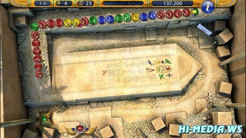 Luxor 2 HD (2012) ENG