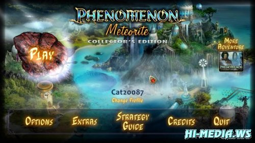 Phenomenon 2: Meteorite Collector's Edition (2013) ENG
