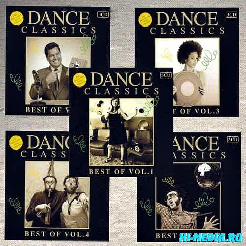 Dance Classics - Best Of Vol.1-5 (2011)