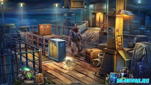 Тайны живых мертвецов: Проклятый остров (2013) RUS/ENG