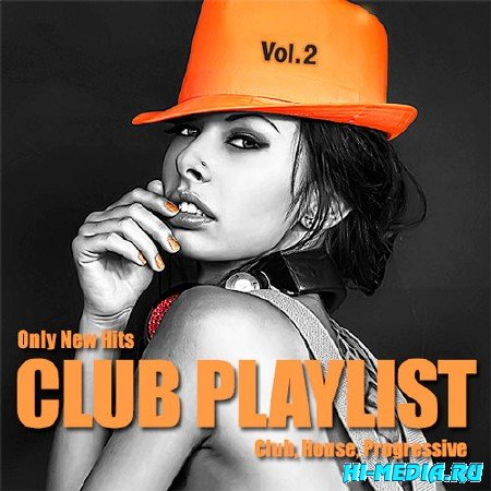 Club Playlist Vol.2 (2013)