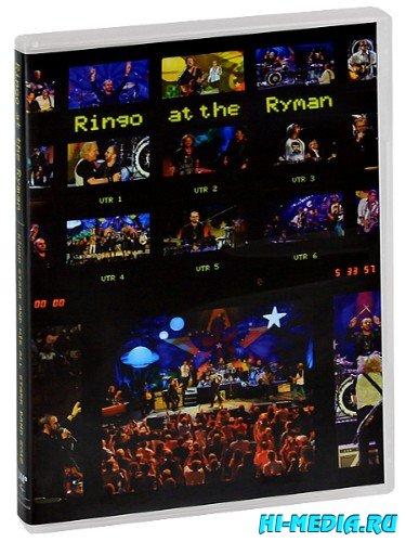 Ringo Starr - Ringo at the Ryman (2013) DVD9