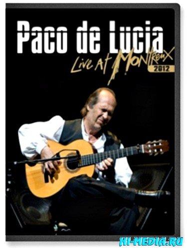 Paco de Lucia: Jazz Festival Montreux (2012) HDTVRip