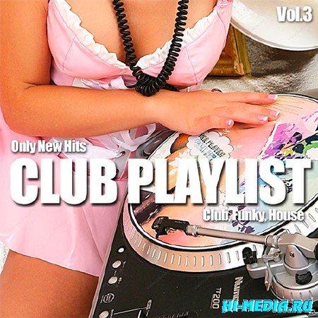 Club Playlist Vol.3 (2013)