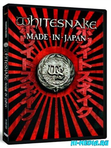 Whitesnake - Made in Japan (2013) DVDRip