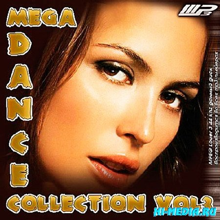 Mega Dance Collection vol 3 (2013)