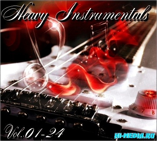 Heavy Instrumentals Vol.01-24 (2012-2013)