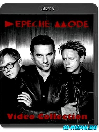 Depeche Mode - 100% Video Collection (2013) HDTV 1080i