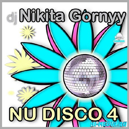 Dj Nikita Gornyy - I Got A New Disco 4 (2013)