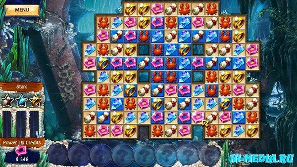 Jewel Legends: Atlantis (2013) ENG