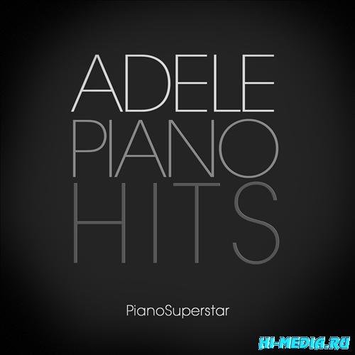 Piano Superstar - Adele Piano Hits (2012)