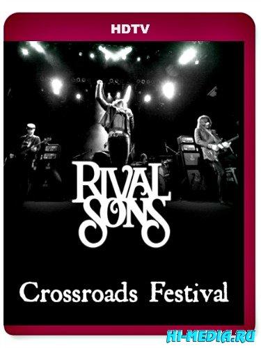Rival Sons - Crossroads Festival (2013) HDTVRip 720p