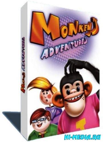 Приключения обезьянки / Monkey's Adventures (2005) PC | RePack | RUS