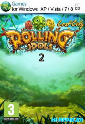 Rolling Idols 2: Lost City (2013 / PC / RU)