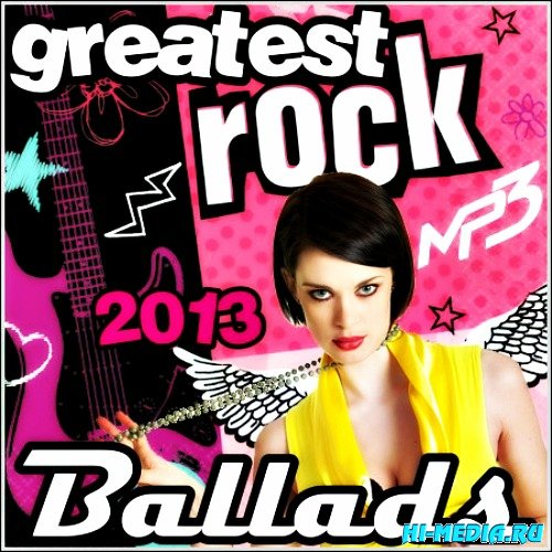 Greatest Rock Ballads (2013)