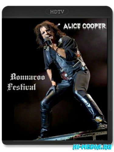 Alice Cooper - Live at Bonnaroo Festival (2012) HDTVRip 720p