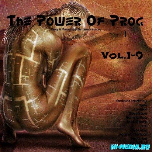 The Power Of Prog Vol.1-9 (2013)