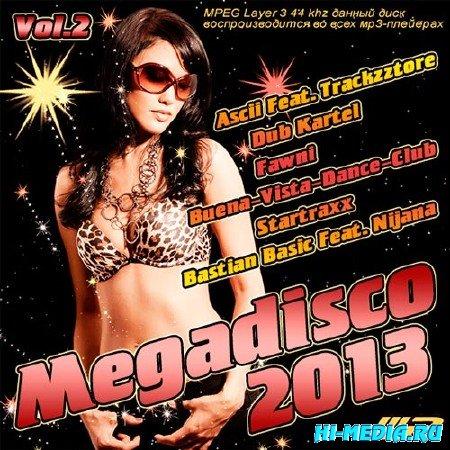 Megadisco Vol.2 (2013)