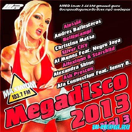 Megadisco Vol.3 (2013)