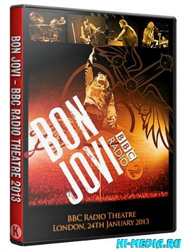 Bon Jovi: BBC Radio Theatre, London (2013) DVD5