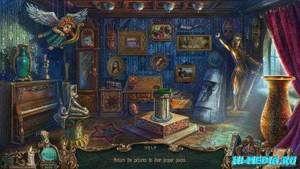 Легенды о призраках 4: Проклятая Книга Коллекционное издание (2013) RUS