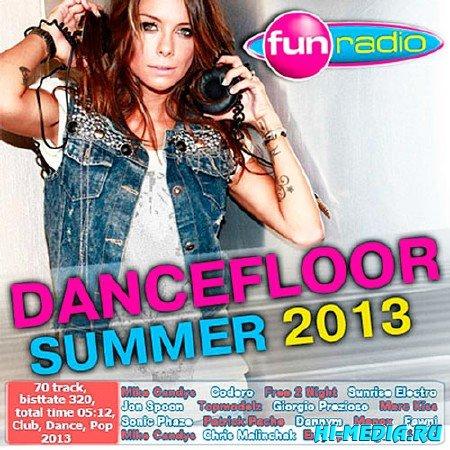 Fun Radio - Dancefloor Summer (2013)