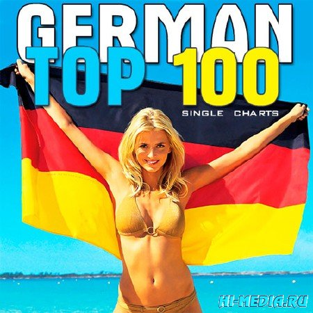 German Top 100 Single Charts 24.06.2013 (2013)