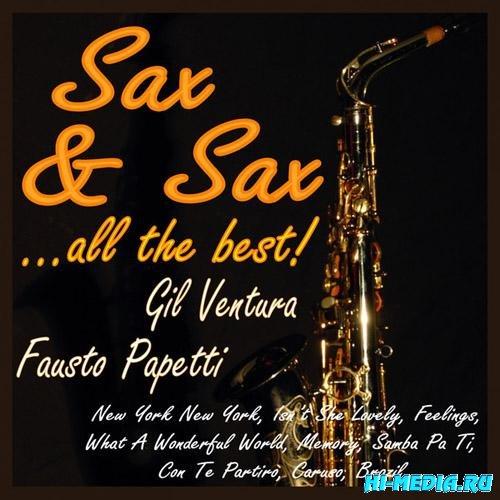 Gil Ventura - Sax & Sax ...all the Best! (2012)