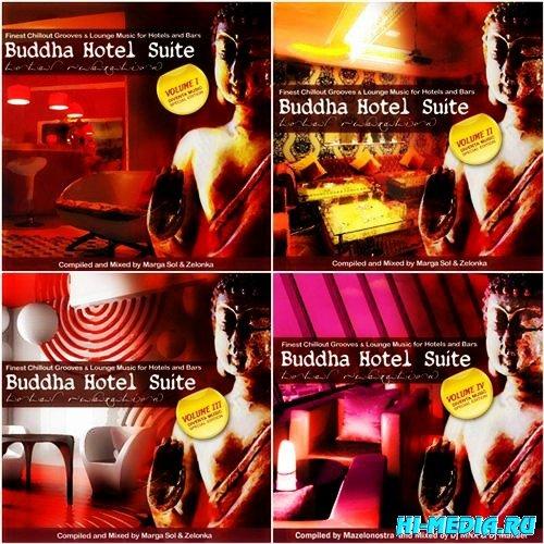 Buddha Hotel Suite vol.1-4 (2010-2013)