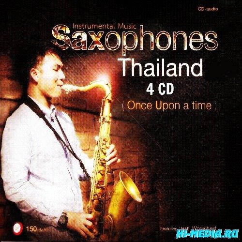 Jam Worachest - Saxophones Thailand (4CD) (2012)