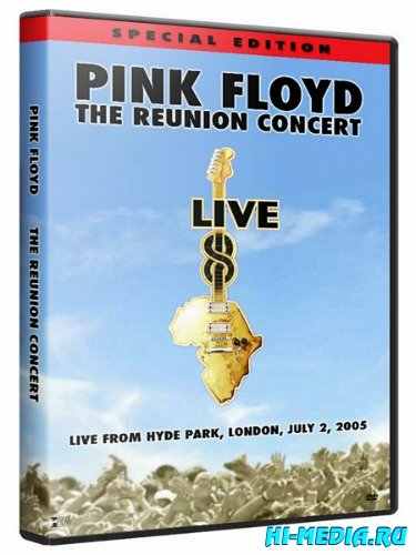 Pink Floyd: Live At Live 8 (2005) DVD5