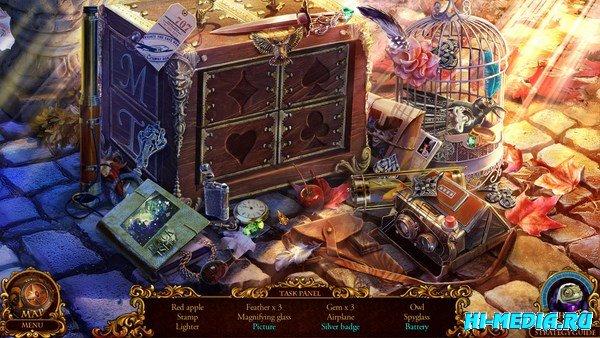 Охотники за тайнами: Немая пустота Коллекционное издание (2013) RUS