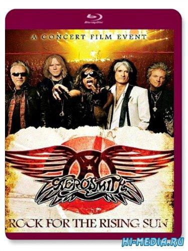 Aerosmith: Rock For The Rising Sun (2013) BDRip 720p