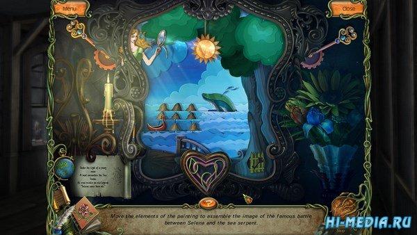 Легенды леса: Зов любви Коллекционное издание (2013) RUS